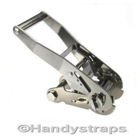 1 Stainless Ratchet - ratchet handle stainless steel at handy straps ltd