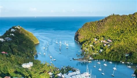 enjoy 5 all inclusive nights at marigot bay st lucia plus airfare charitystars