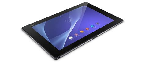 Tablet Sony 10 Inc xperia z2 tablet tablet sony smartphones united kingdom