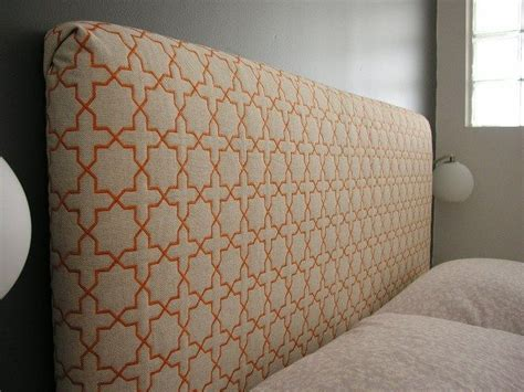 easy upholstered headboard i finally finished my diy headboard and floating night