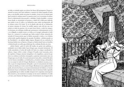imagenes sensoriales de la obra metamorfosis la metamorfosis astiberri ediciones
