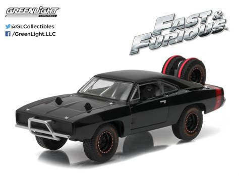 Greenlight 1 43 Dodge Charger The Fast And The Furius 2001 Promo greenlight 1 43 fast furious dom s 1970 dodge charger r