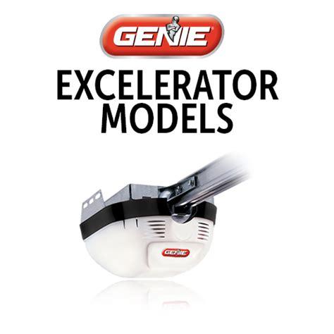 Genie Garage Door Excelerator Genie Garage Door Excelerator Ppi