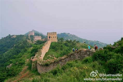 great wall sections wulonggou great wall pictures