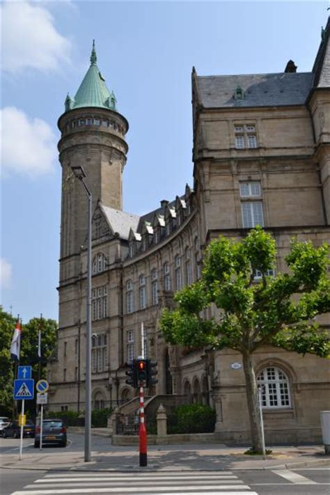 bank luxemburg state savings bank headquarters spuerkees luxembourg city