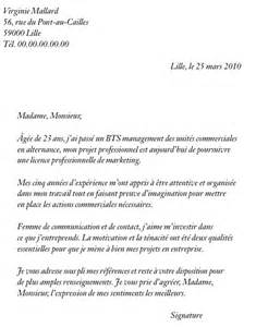 Lettre De Motivation Ecole Ingenieur Post Bac Lettre De Motivation 233 Cole De Commerce Alternance Post Bac