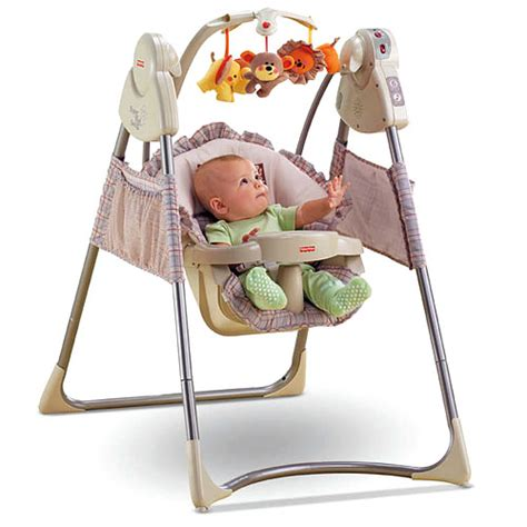 fisher price plug in swing fisher price power plus swing justmommies message boards