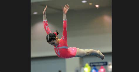 the gymnast the gymnast level 7 gymnastics meet 7 acroanna
