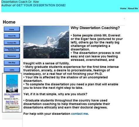dissertation writing coach review of dissertationcoachdrkee dissertation