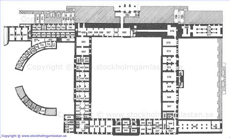 royal palace floor plans basement floor plan kungliga slottet royal palace stockholm sweden imperial and royal