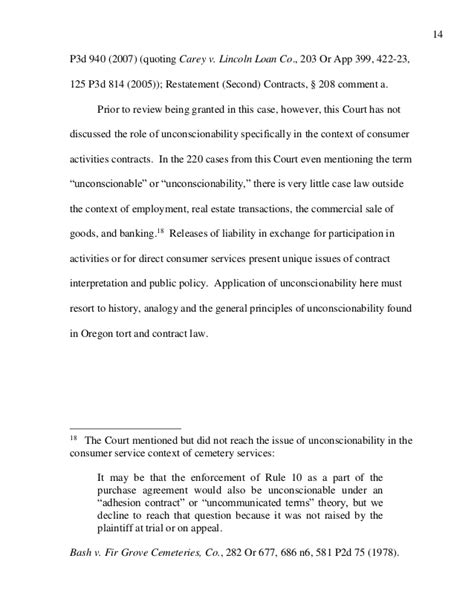restatement second of contracts section 90 amicus merits final