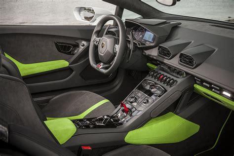 Lamborghini Innenraum by Neuer Lamborghini Huracan Spyder Mehr Als Nur Show