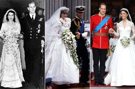 Best British Royal Wedding Dresses in History: Photos   Time