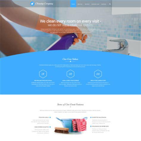 Homepages Design Vorlagen Reinigungs Vorlagen Reinigungs Web Vorlagen