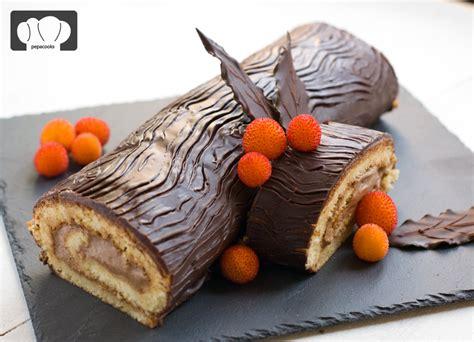 tronco de chocolate tronco de navidad de casta 241 as y chocolate 183 pepa cooks