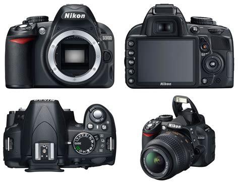 D3100 Nikon ufficiale nikon presenta la nuova reflex d3100 e quattro