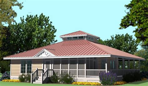 Hip Roof Porch Plans by Cottage With Hip Roofs Exterior House Roof Flat Roof