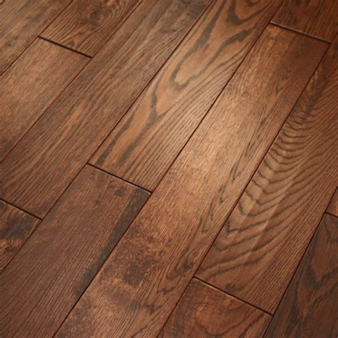 floorama flooring distressed and hand scraped oak hardwood hand scraped oak wood floors in