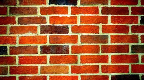 wall bricks  stock photo