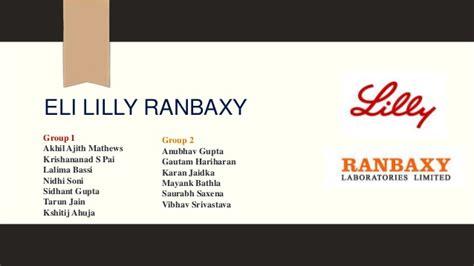email format eli lilly eli lilly ranbaxy alliance