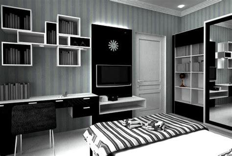 wallpaper dinding minimalis hitam putih interior rumah hitam putih minimalis interior rumah
