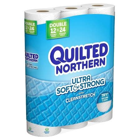 quilted northern ultra soft strong 174 toilet paper 12