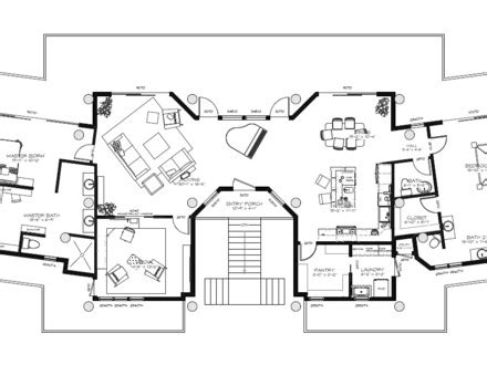 pole barn open house plans beach house open floor plan beach home house plans beach