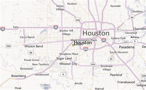 where is houston texas located on a map houston weather station record historical weather for houston texas