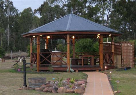 Advice about choosing your Gazebo Custom Built Gazebos