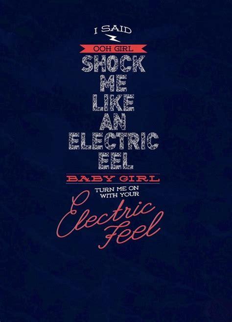 electric lyrics electric feel song lyrics lyrics