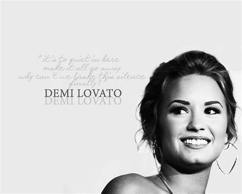 demi lovato quotes about life demi lovato inspirational quotes quotesgram