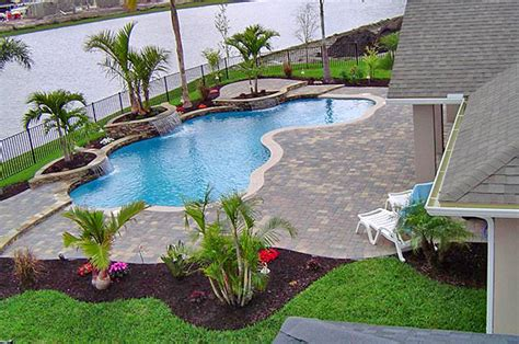 Orlando Daytona Beach In Ground Swimming Pool Builders Swimming Pool Designs Florida