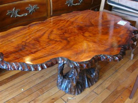 Tree Trunk Bar Top by Coffee Table Terrific Tree Trunk Coffee Table Designs