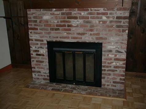 Refacing Brick Fireplace by Fireplace Refacing Modern Manchester Nh