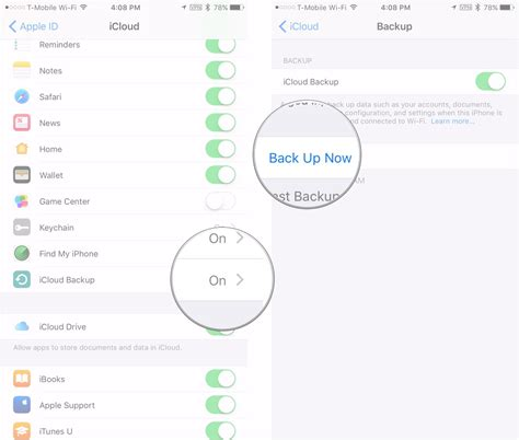 Iphone Backup by How To Back Up Your Iphone Or Imore