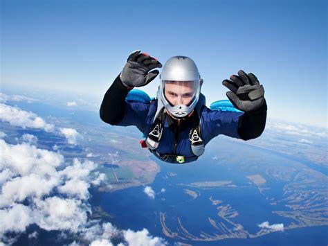 parachute dive skydiving dynachute philadelphia