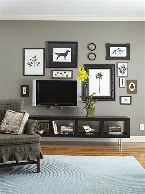 tv decor placement ideas for flat tvs interior designing ideas