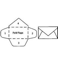 1000 Images About Gift Ideas Crafts On Pinterest Diy Gifts Envelopes And Envelope Templates Mini Envelope Template
