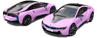 Bmw I8 Pink Bmw I8 Project Reforma Uk