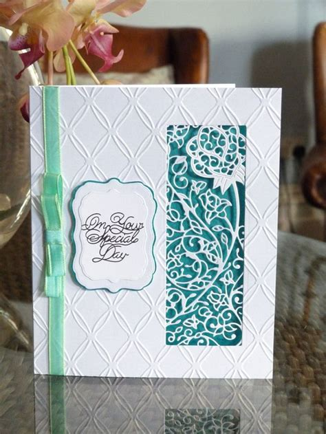 Cutting Dies Happy Birthday Card Patern more than just words collection tattered lace
