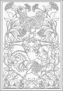 complex coloring pages free coloring pages of complicated