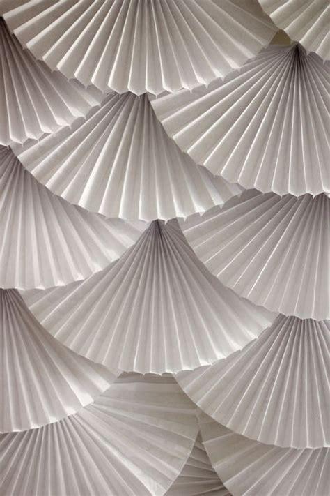 How To Make Paper Fan Circles - easy paper fan backdrop sgweddingguide singapore