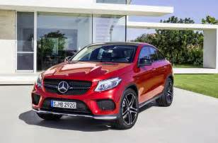 Mercedes Gle Coup Mercedes Gle Coupe Revealed Debuts Amg Sport 450