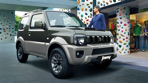 2019 Suzuki Suv by 2019 Suzuki Jimny Suv Spied In Factory Production Already