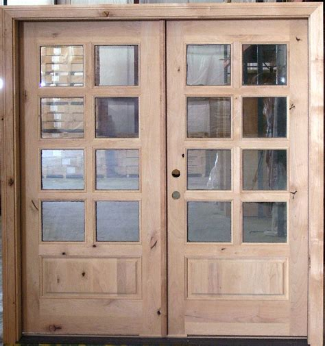 Doors Astonishing Prehung Exterior French Doors Exterior Wood Doors For Sale