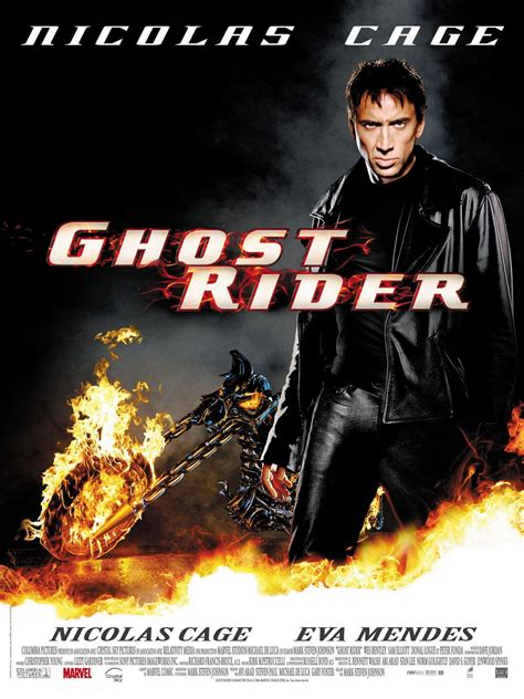 ghost rider film marvel movies in chronological order