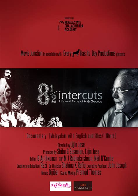 biography documentary film 8 189 intercuts life and films of k g george a