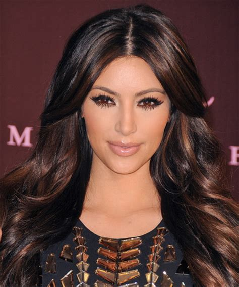 hairstyles for long hair kim kardashian kim kardashian haircut long layers