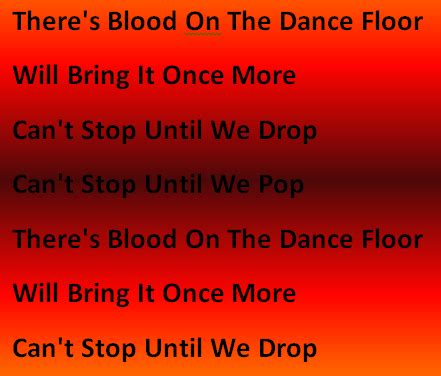 Blood On The Floor Quotes by Blood On The Floor Quotes Quotesgram