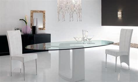mesas de comedor de cristal de diseno mesas de cristal para comedor